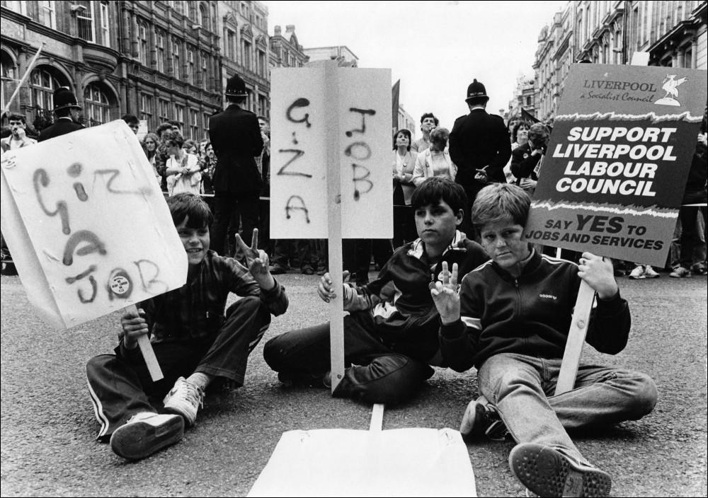 [Archieftekst] Toen Liverpool een socialistisch gemeentebestuur kende