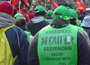 Vakbondsstructuren na het eenheidsstatuut: solidariteit centraal stellen