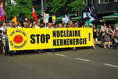 Stop kernenergie! Actief strijden om niet radioactief te worden…