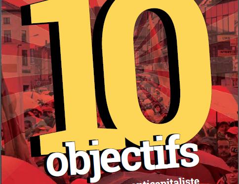 10 doelstellingen van een antikapitalistisch noodprogramma