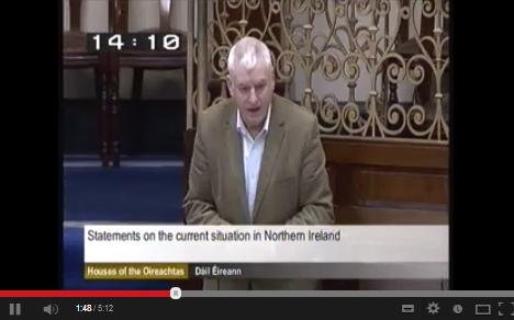 Neen aan de institutionalisering van sectaire verdeeldheid in Noord-Ierland