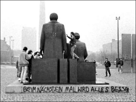 20 jaar geleden. De val van de Berlijnse Muur