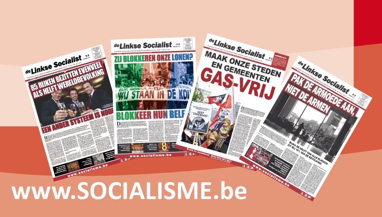 Meigroeten 2014 : Steun onze linkse media!