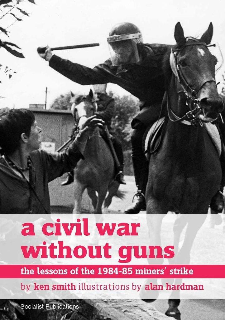 Een burgeroorlog zonder geweren