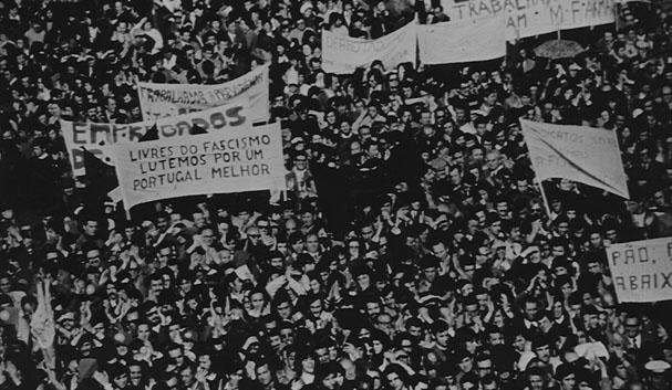40 jaar geleden. Anjerrevolutie in Portugal
