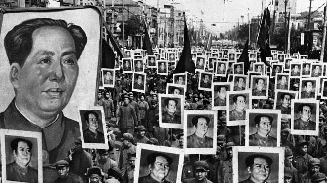 65 jaar geleden. Oprichting Chinese Volksrepubliek