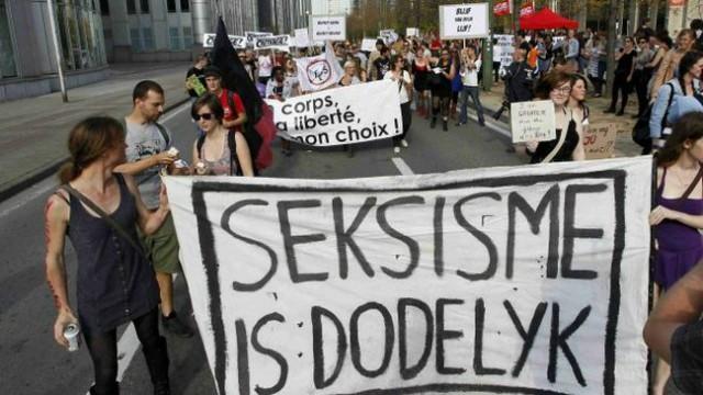De vrouw als object? Of samen strijden tegen sociale afbraak