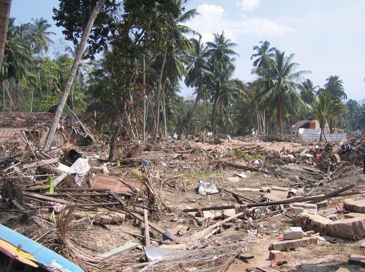 10 jaar geleden. Dodende tsunami in zuidelijk Azië