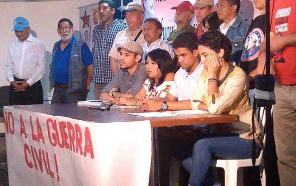 Venezuela. Revolutionaire raad opgezet in Caracas