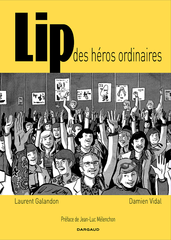 """""""LIP, gewone helden"""". Lessen van gisteren voor strijd vandaag"""
