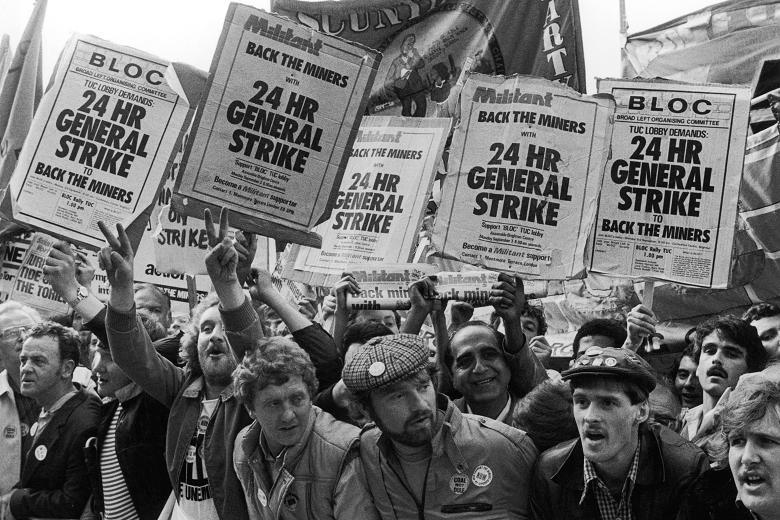 30 jaar na de Britse mijnwerkersstaking