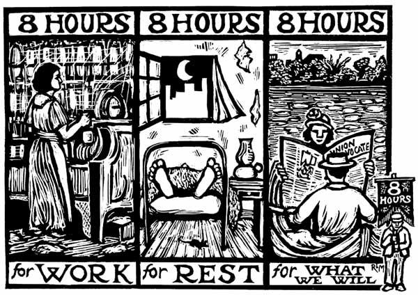 1 Mei 2014: werk aan de strijd voor een socialistische wereld!
