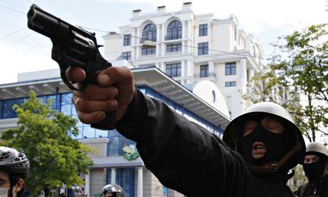 Oekraïne. Enkel verenigde arbeidersactie kan catastrofe stoppen