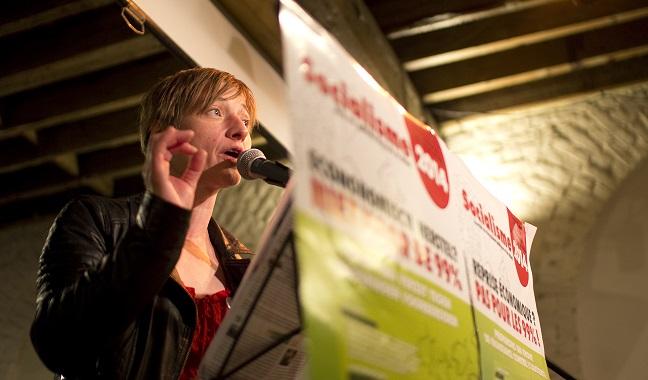 Socialisme 2014. Een front van verzet tegen besparingen voorbereiden