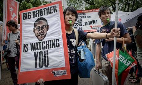 Edward Snowden: de 'architectuur van onderdrukking' blootgelegd