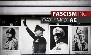 Fascism Inc. Sterke documentaire!
