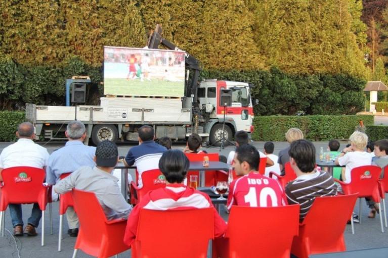 Gentse GAS-boetes voor uitzenden voetbal zonder toestemming