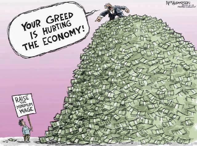 Economisch herstel? Niet voor de werkenden en jongeren