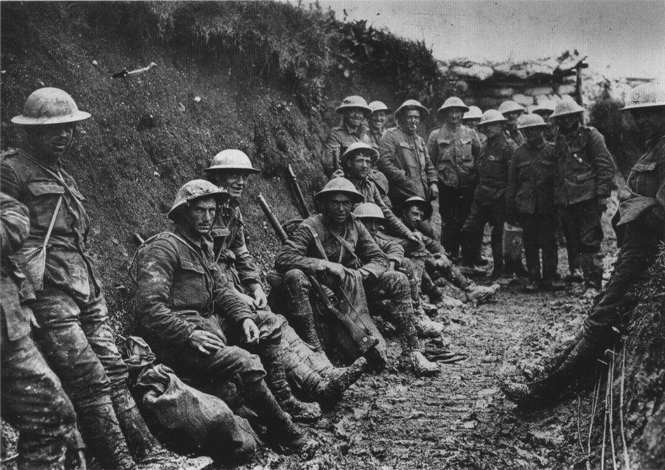 Herdenking 100 jaar Grote Oorlog. Wie herdenken we en hoe?