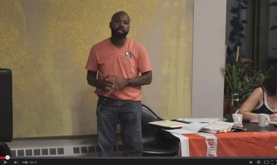 Video. Amerikaanse socialisten over de rebellie in Ferguson