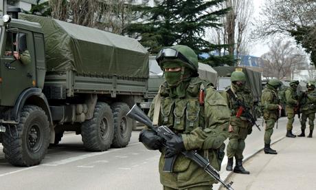 Crisis in Oekraïne wordt dieper. Escalatie van militair conflict