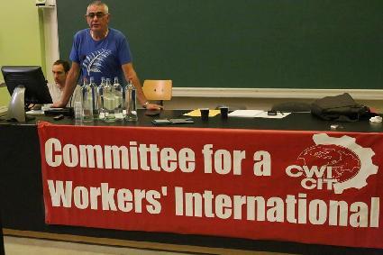 Zomerschool van het CWI. Europese kapitalisme kent geen herstel
