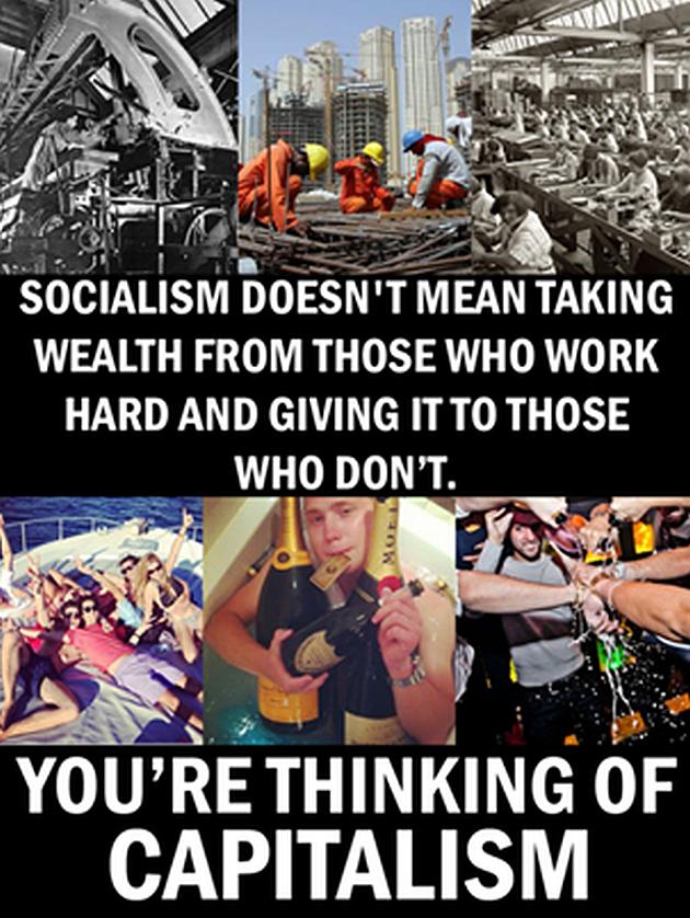 Vaak gestelde vragen. Is de mens niet te egoïstisch voor socialisme?
