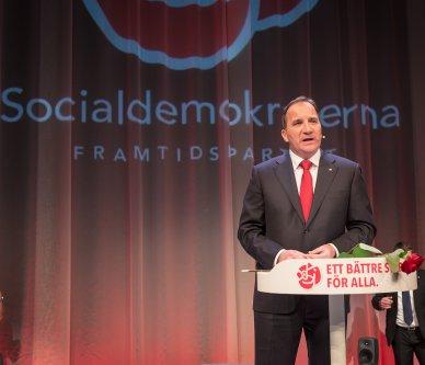 Zweedse conservatieve regering verliest, extreemrechts wint