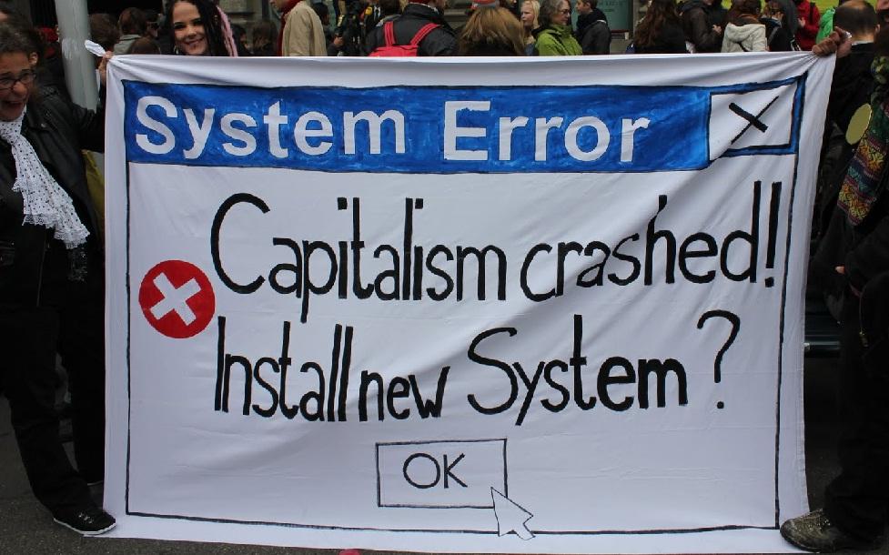 Om steeds grotere ongelijkheid te stoppen, moeten we een einde maken aan het kapitalisme