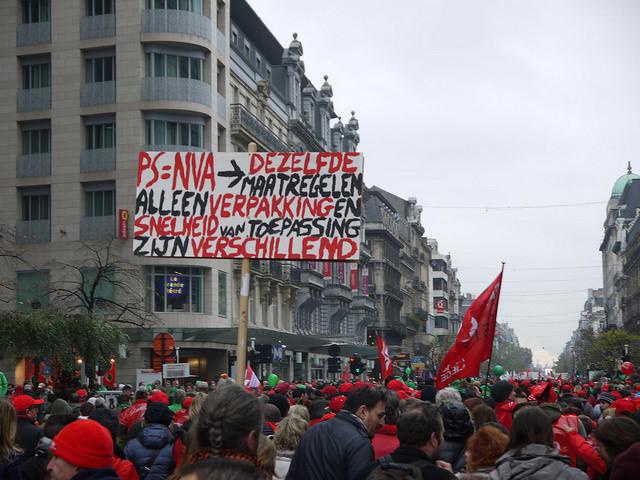 Tegenover de Belgische Thatchers: welk alternatief op deze regering?