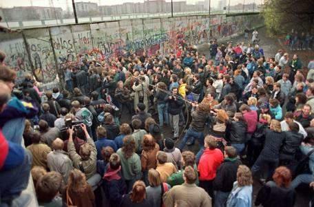 25 jaar geleden: val van de Berlijnse Muur