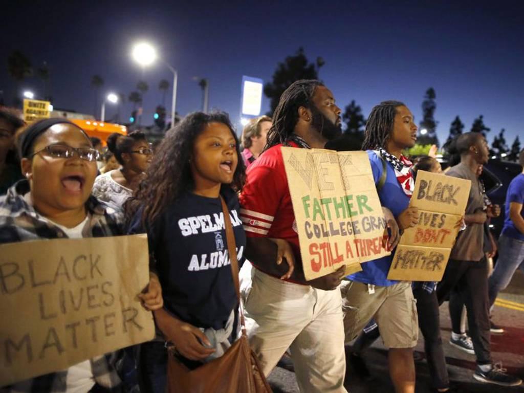 Ferguson (VS): nood aan nieuwe zwarte vrijheidsbeweging