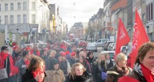 #24nov. Foto's uit La Louvière