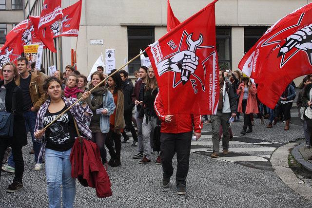 N-VA probeert oppositie tegen asociale beleid aan Ugent het zwijgen op te leggen