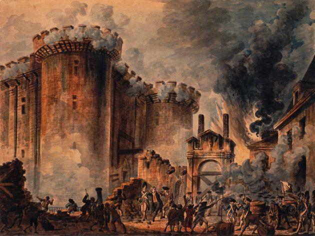 Terugblik op de Franse Revolutie van 1789