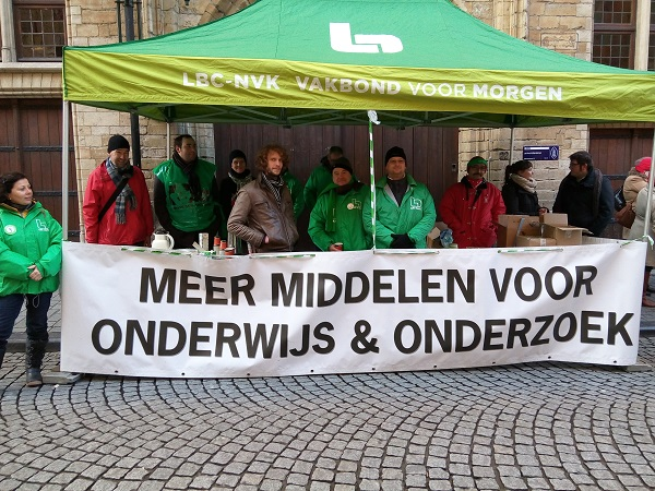 #8dec. Verslag en foto's uit Leuven