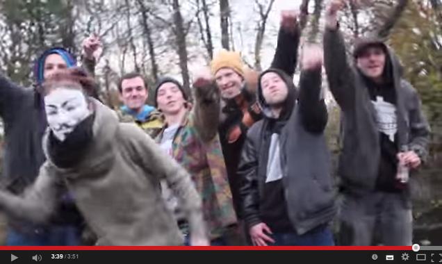 Vlaamse Rap : Koendalini (Lichtschrijvers) Brief aan de overheid