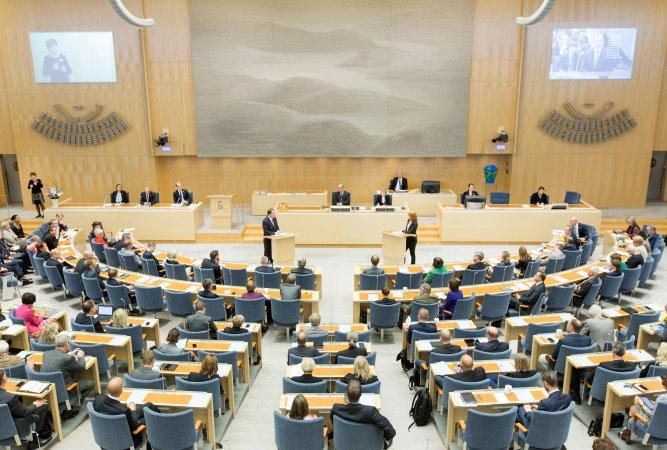 Zweedse regering valt. Nieuwe verkiezingen in maart