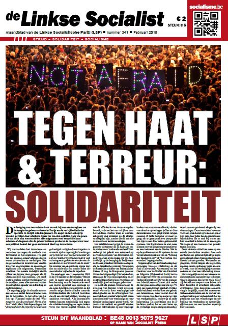 Tegen haat en terreur: solidariteit