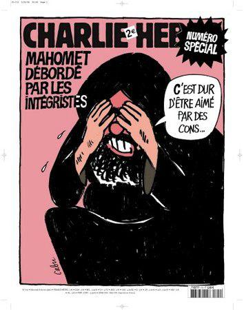 Dodelijke aanslag tegen Charlie Hebdo. Voor vrije meningsuiting! Tegen verdeeldheid!