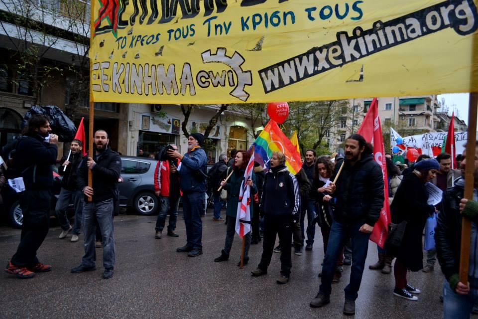 Griekenland. Naar een regering geleid door Syriza?