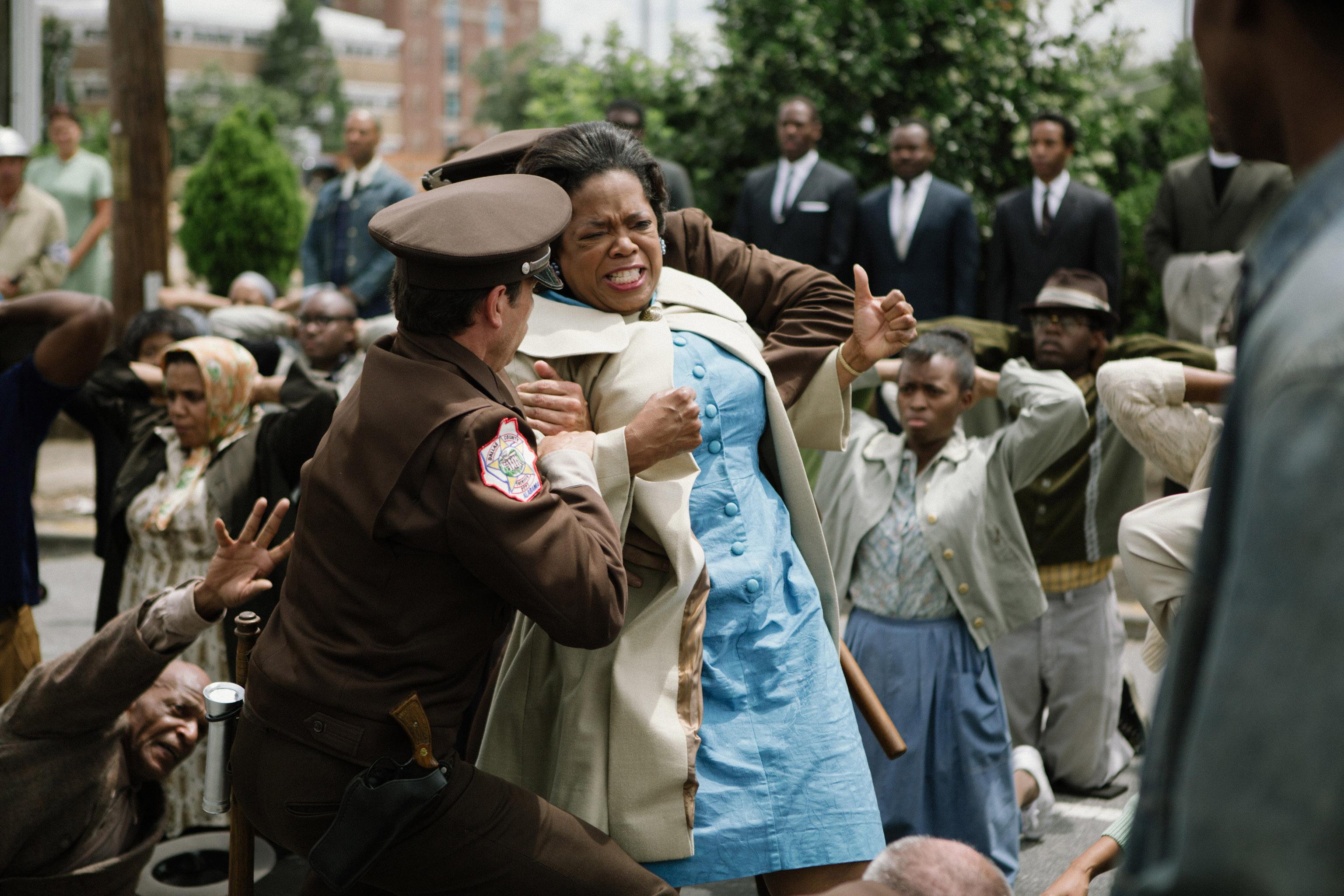 Selma, Hollywoodportret van de burgerrechtenstrijd