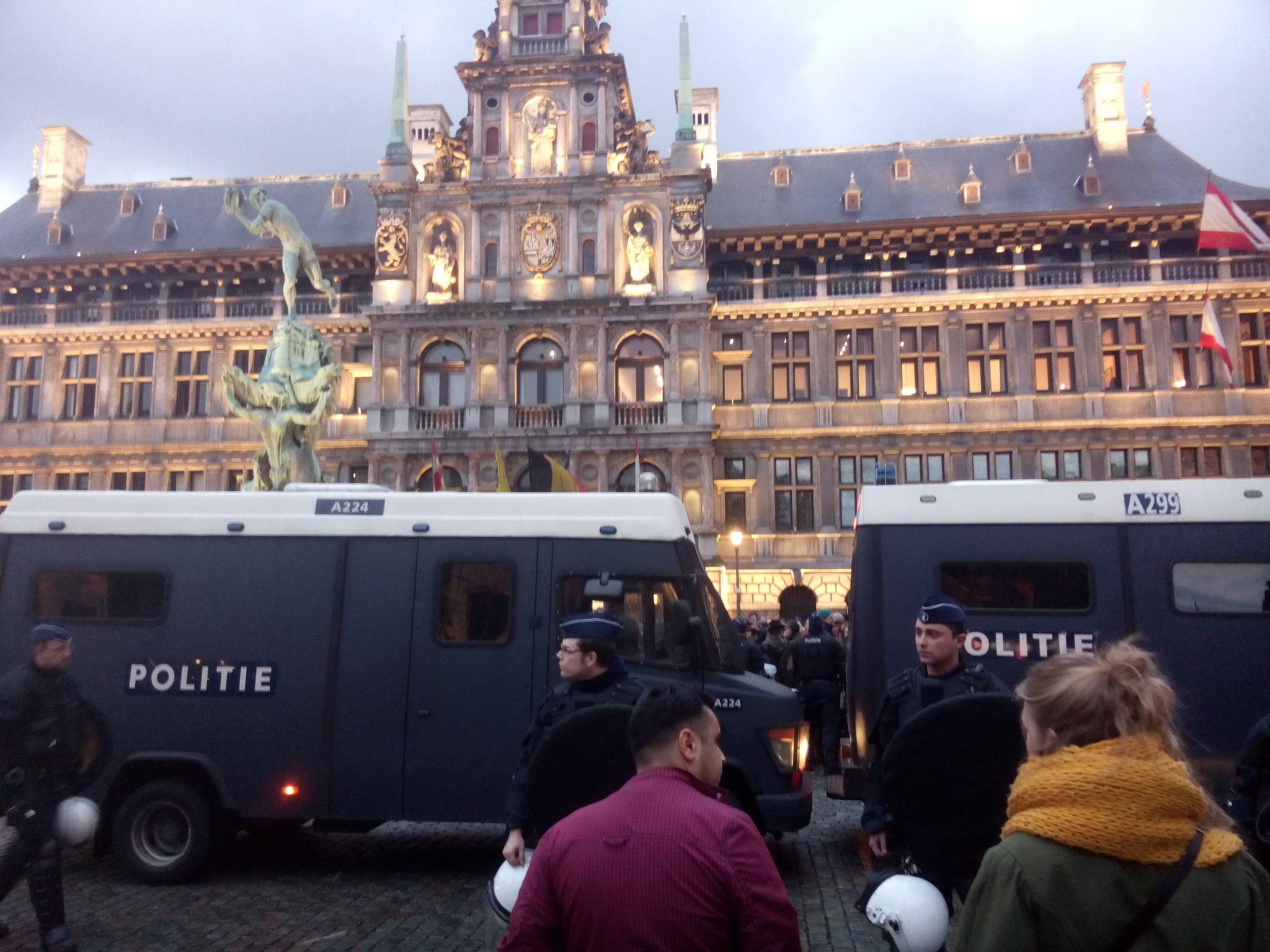 GAS-boetes voor journalisten in Antwerpen bevestigen willekeur