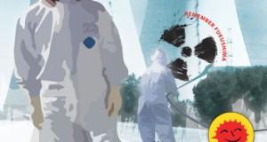 Protest tegen kernenergie: 'Stop Tihange!'