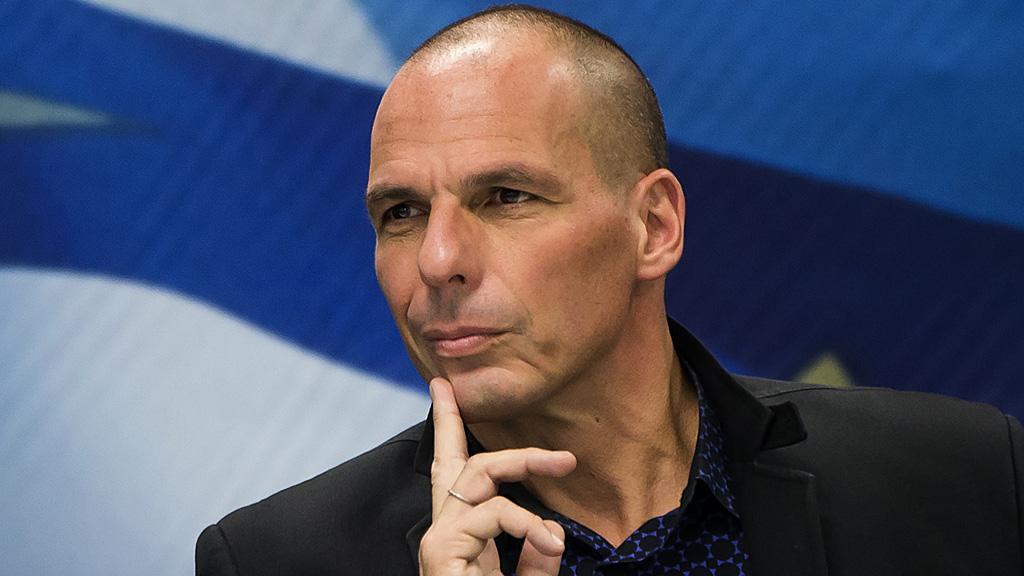 """Het """"onregelmatige marxisme"""" van Varoufakis biedt geen antwoord"""