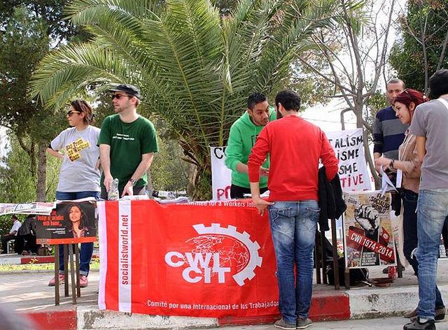 13de Wereld Sociaal Forum – verslag vanuit Tunesië
