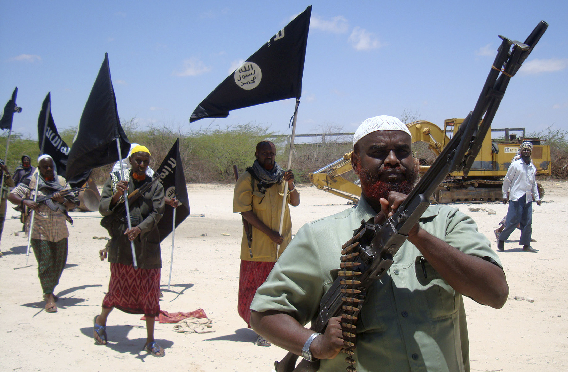 Na de aanslag van Al-Shabaab in Kenia. Afrikaanse socialist over strijd tegen terreur en imperialisme