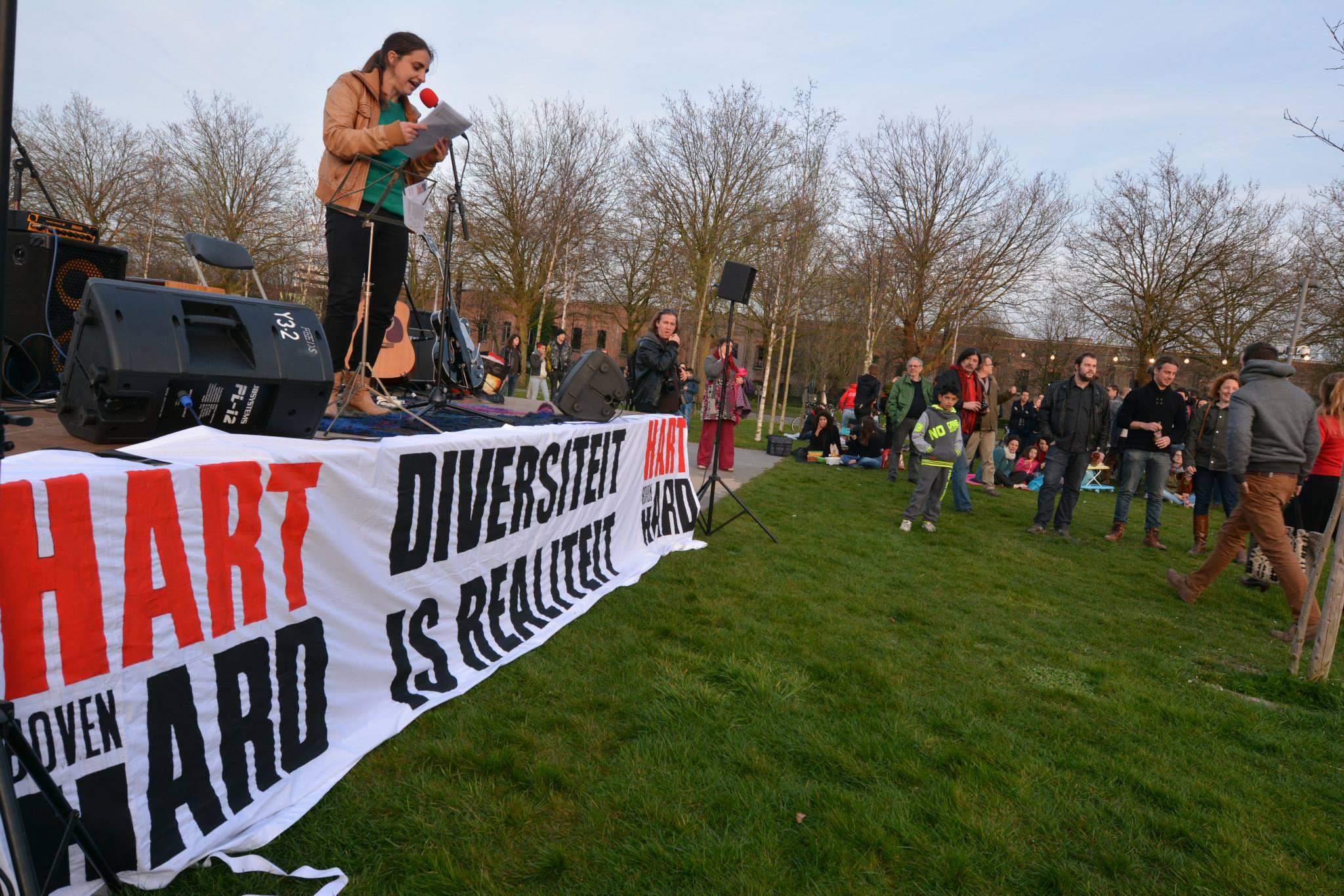 Na geslaagd feest in Gent, naar betogingen tegen volgende acties van Pegida?