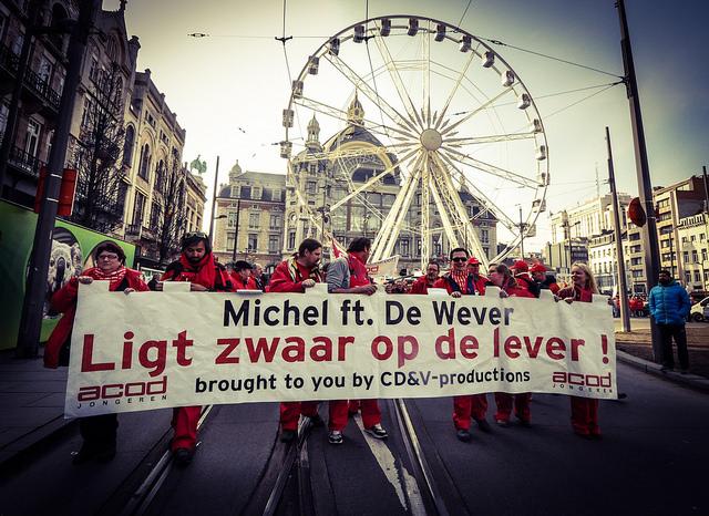Politieke onbestuurbaarheid van België dreigt: ze hebben gewoon geen oplossing!