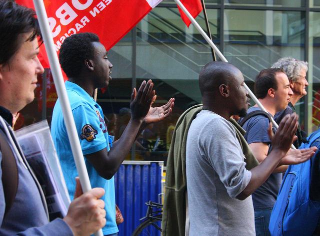 Extreemrechts valt zwaksten eerst aan – Antifascisten mobiliseren tegen geweld
